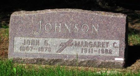 JOHNSON, JOHN G. - Day County, South Dakota | JOHN G. JOHNSON - South Dakota Gravestone Photos