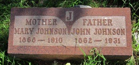 JOHNSON, JOHN - Day County, South Dakota | JOHN JOHNSON - South Dakota Gravestone Photos