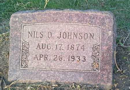 JOHNSON, NILES O - Day County, South Dakota | NILES O JOHNSON - South Dakota Gravestone Photos