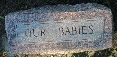 JOHNSON, OUR BABIES - Day County, South Dakota | OUR BABIES JOHNSON - South Dakota Gravestone Photos