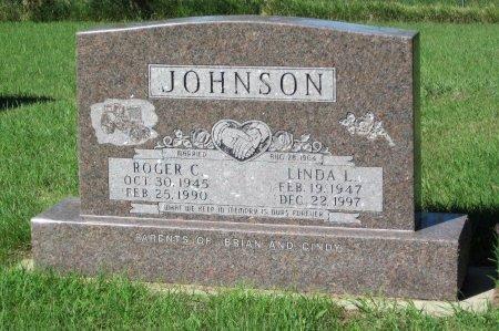 JOHNSON, ROGER C. - Day County, South Dakota | ROGER C. JOHNSON - South Dakota Gravestone Photos