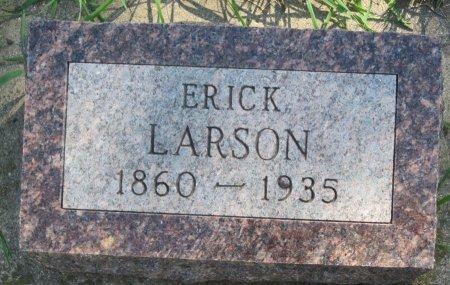 LARSON, ERICK - Day County, South Dakota   ERICK LARSON - South Dakota Gravestone Photos