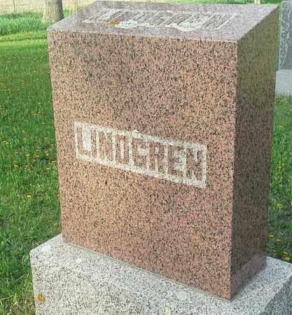 LINDGREN, FAMILY STONE - Day County, South Dakota   FAMILY STONE LINDGREN - South Dakota Gravestone Photos