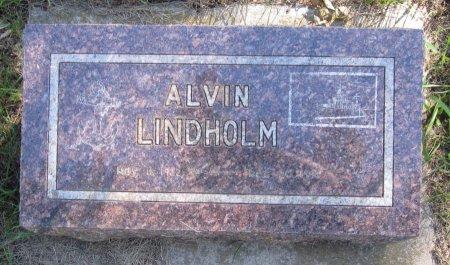 LINDHOLM, ALVIN - Day County, South Dakota | ALVIN LINDHOLM - South Dakota Gravestone Photos