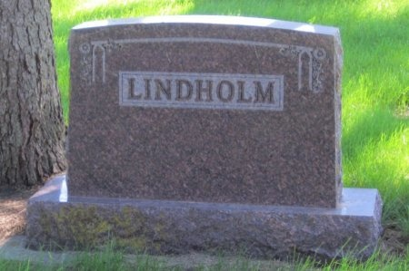 LINDHOLM, *FAMILY MONUMENT - Day County, South Dakota   *FAMILY MONUMENT LINDHOLM - South Dakota Gravestone Photos