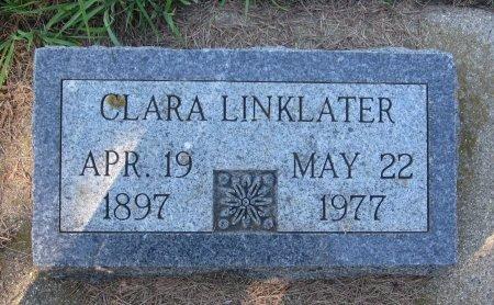 LINKLATER, CLARA - Day County, South Dakota   CLARA LINKLATER - South Dakota Gravestone Photos