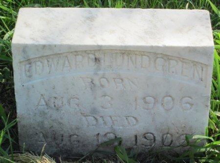 LUNDGREN, EDWARD - Day County, South Dakota | EDWARD LUNDGREN - South Dakota Gravestone Photos