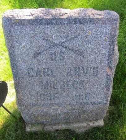 MILBECK, CARL ARVID - Day County, South Dakota   CARL ARVID MILBECK - South Dakota Gravestone Photos