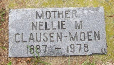 CLAUSEN MOEN, NELLIE M. - Day County, South Dakota | NELLIE M. CLAUSEN MOEN - South Dakota Gravestone Photos