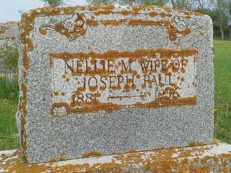 PAUL, NELLIE M - Day County, South Dakota | NELLIE M PAUL - South Dakota Gravestone Photos