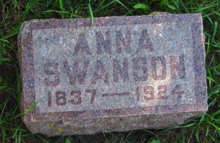 SWANSON, ANNA - Day County, South Dakota | ANNA SWANSON - South Dakota Gravestone Photos