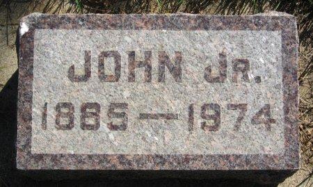 SWANSON, JOHN JR. - Day County, South Dakota | JOHN JR. SWANSON - South Dakota Gravestone Photos