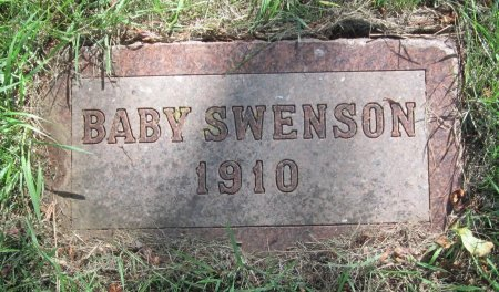 SWENSON, BABY - Day County, South Dakota | BABY SWENSON - South Dakota Gravestone Photos