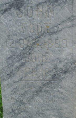 THORHEIM, JOHN (CLOSE UP) - Day County, South Dakota   JOHN (CLOSE UP) THORHEIM - South Dakota Gravestone Photos