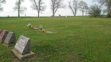 **VIEW, NORTH SIDE - Day County, South Dakota | NORTH SIDE **VIEW - South Dakota Gravestone Photos