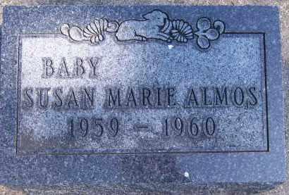 ALMOS, BABY SUSAN MARIE - Deuel County, South Dakota   BABY SUSAN MARIE ALMOS - South Dakota Gravestone Photos