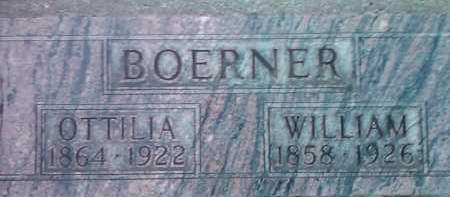 BOERNER, WILLIAM - Deuel County, South Dakota | WILLIAM BOERNER - South Dakota Gravestone Photos