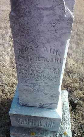 CHAMBERLAIN, MARY ANN - Deuel County, South Dakota | MARY ANN CHAMBERLAIN - South Dakota Gravestone Photos