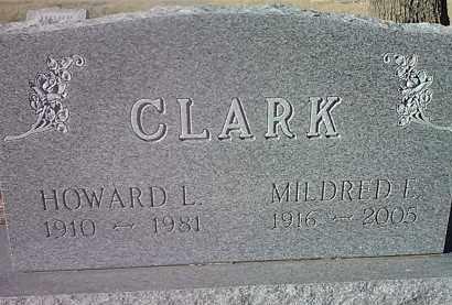 CLARK, HOWARD L. - Deuel County, South Dakota | HOWARD L. CLARK - South Dakota Gravestone Photos