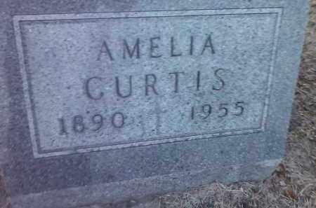 CURTIS, AMELIA - Deuel County, South Dakota | AMELIA CURTIS - South Dakota Gravestone Photos