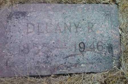 DEVINE, DELANY R. - Deuel County, South Dakota | DELANY R. DEVINE - South Dakota Gravestone Photos