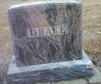 DRAKE, FAMILY STONE - Deuel County, South Dakota | FAMILY STONE DRAKE - South Dakota Gravestone Photos