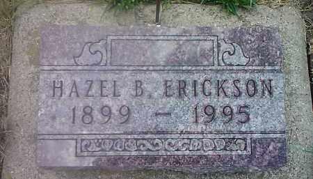 ERICKSON, HAZEL B - Deuel County, South Dakota | HAZEL B ERICKSON - South Dakota Gravestone Photos