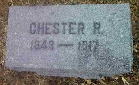 FELT, CHESTER R. - Deuel County, South Dakota | CHESTER R. FELT - South Dakota Gravestone Photos