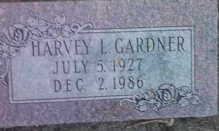 GARDNER, HARVEY L. - Deuel County, South Dakota | HARVEY L. GARDNER - South Dakota Gravestone Photos