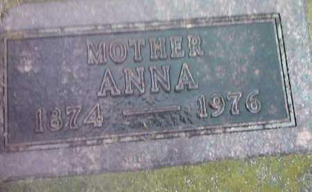 GODDARD, ANNA - Deuel County, South Dakota | ANNA GODDARD - South Dakota Gravestone Photos