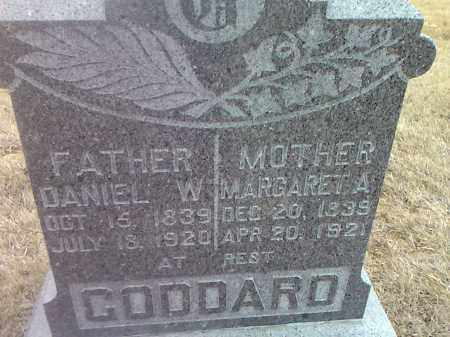 GODDARD, DANIEL W. - Deuel County, South Dakota | DANIEL W. GODDARD - South Dakota Gravestone Photos