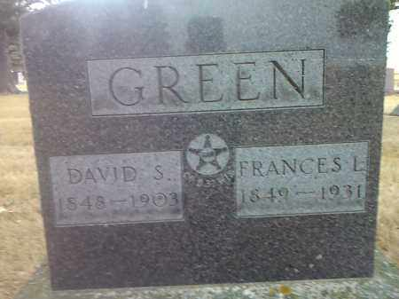 GREEN, FRANCES L. - Deuel County, South Dakota | FRANCES L. GREEN - South Dakota Gravestone Photos