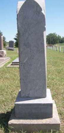 GRINDE, ? - Deuel County, South Dakota   ? GRINDE - South Dakota Gravestone Photos