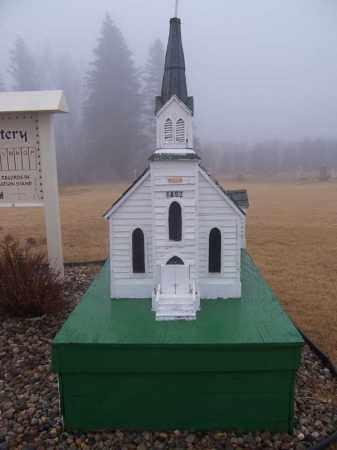 *HIGHLAND LUTHERAN CHURCH REPL, . - Deuel County, South Dakota | . *HIGHLAND LUTHERAN CHURCH REPL - South Dakota Gravestone Photos