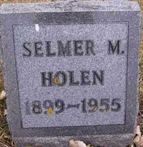 HOLEN, SELMER M - Deuel County, South Dakota | SELMER M HOLEN - South Dakota Gravestone Photos