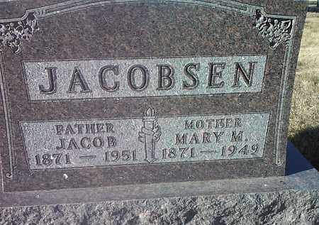 JACOBSEN, JACOB - Deuel County, South Dakota | JACOB JACOBSEN - South Dakota Gravestone Photos