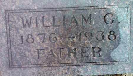 JAQUET, WILLIAM C. - Deuel County, South Dakota | WILLIAM C. JAQUET - South Dakota Gravestone Photos