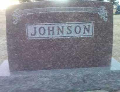 JOHNSON, FAMILY STONE - Deuel County, South Dakota | FAMILY STONE JOHNSON - South Dakota Gravestone Photos