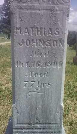 JOHNSON, MATHIAS - Deuel County, South Dakota | MATHIAS JOHNSON - South Dakota Gravestone Photos