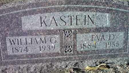 KASTEIN, WILLIAM G. - Deuel County, South Dakota | WILLIAM G. KASTEIN - South Dakota Gravestone Photos