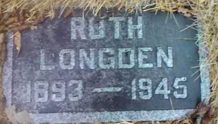 LONGDEN, RUTH - Deuel County, South Dakota   RUTH LONGDEN - South Dakota Gravestone Photos