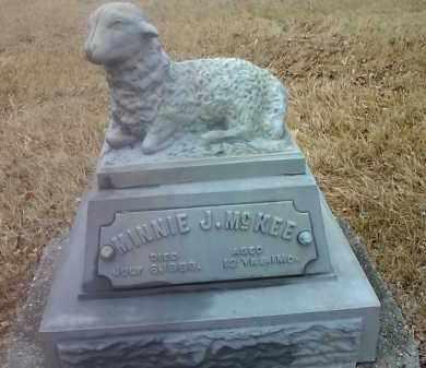 MCKEE, MINNIE J. - Deuel County, South Dakota | MINNIE J. MCKEE - South Dakota Gravestone Photos