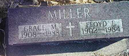 MILLER, FLOYD E. - Deuel County, South Dakota | FLOYD E. MILLER - South Dakota Gravestone Photos