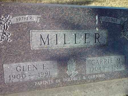MILLER, GLEN L. - Deuel County, South Dakota | GLEN L. MILLER - South Dakota Gravestone Photos