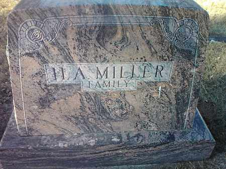 MILLER, H. A. FAMILY STONE - Deuel County, South Dakota | H. A. FAMILY STONE MILLER - South Dakota Gravestone Photos