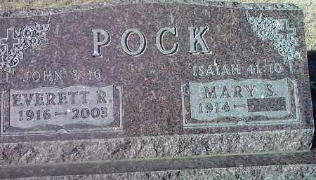 POCK, MARY S. - Deuel County, South Dakota | MARY S. POCK - South Dakota Gravestone Photos