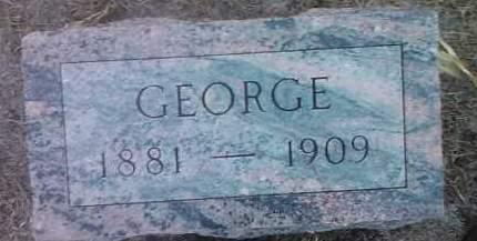 RASCHKE, GEORGE - Deuel County, South Dakota | GEORGE RASCHKE - South Dakota Gravestone Photos