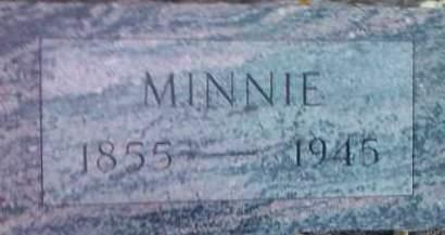 RASCHKE, MINNIE - Deuel County, South Dakota | MINNIE RASCHKE - South Dakota Gravestone Photos