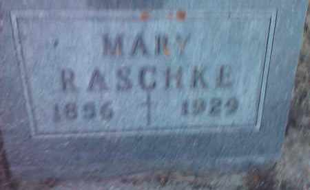 RASCHKE, MARY - Deuel County, South Dakota | MARY RASCHKE - South Dakota Gravestone Photos