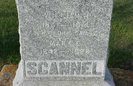 SCANNEL, MARY E - Deuel County, South Dakota | MARY E SCANNEL - South Dakota Gravestone Photos